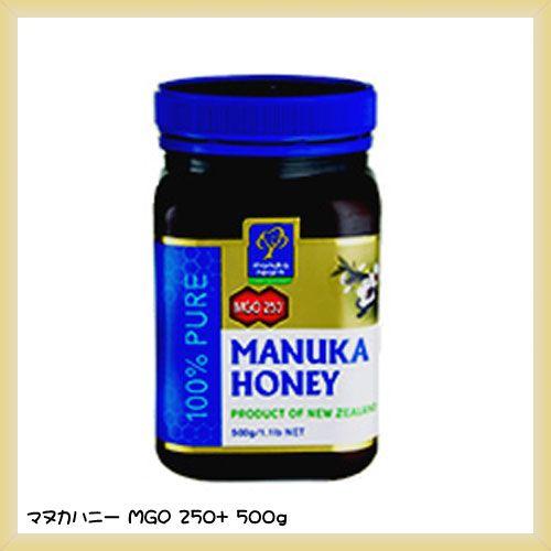 マヌカハニー MGO250+ 500g